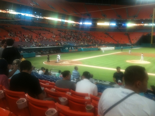 LET'S GO MARLINS #MLBMONEY
