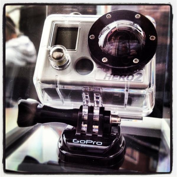 Hebbes! De #gopro camera nu ook gewoon te koop bij Verschoore (voor dezelfde prijs)