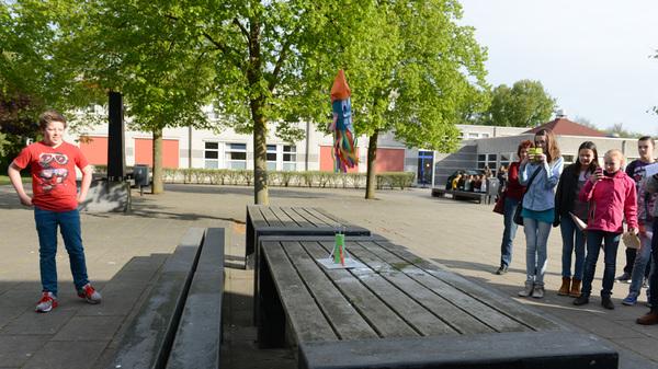 Vandaag met #b1s #talenttraject @rodenborch #rosmalen de #raket wedstrijd