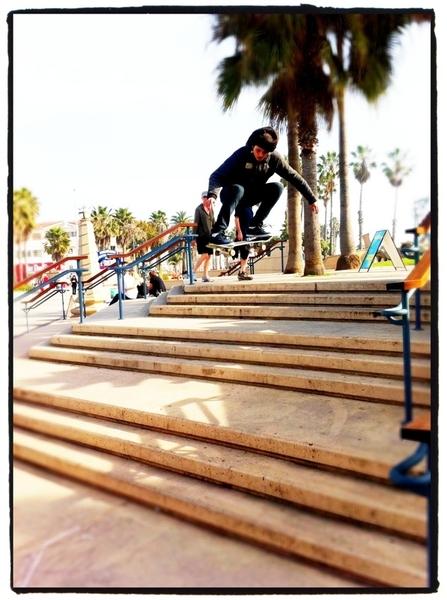 Santa Monica triple set just got mashed!!
