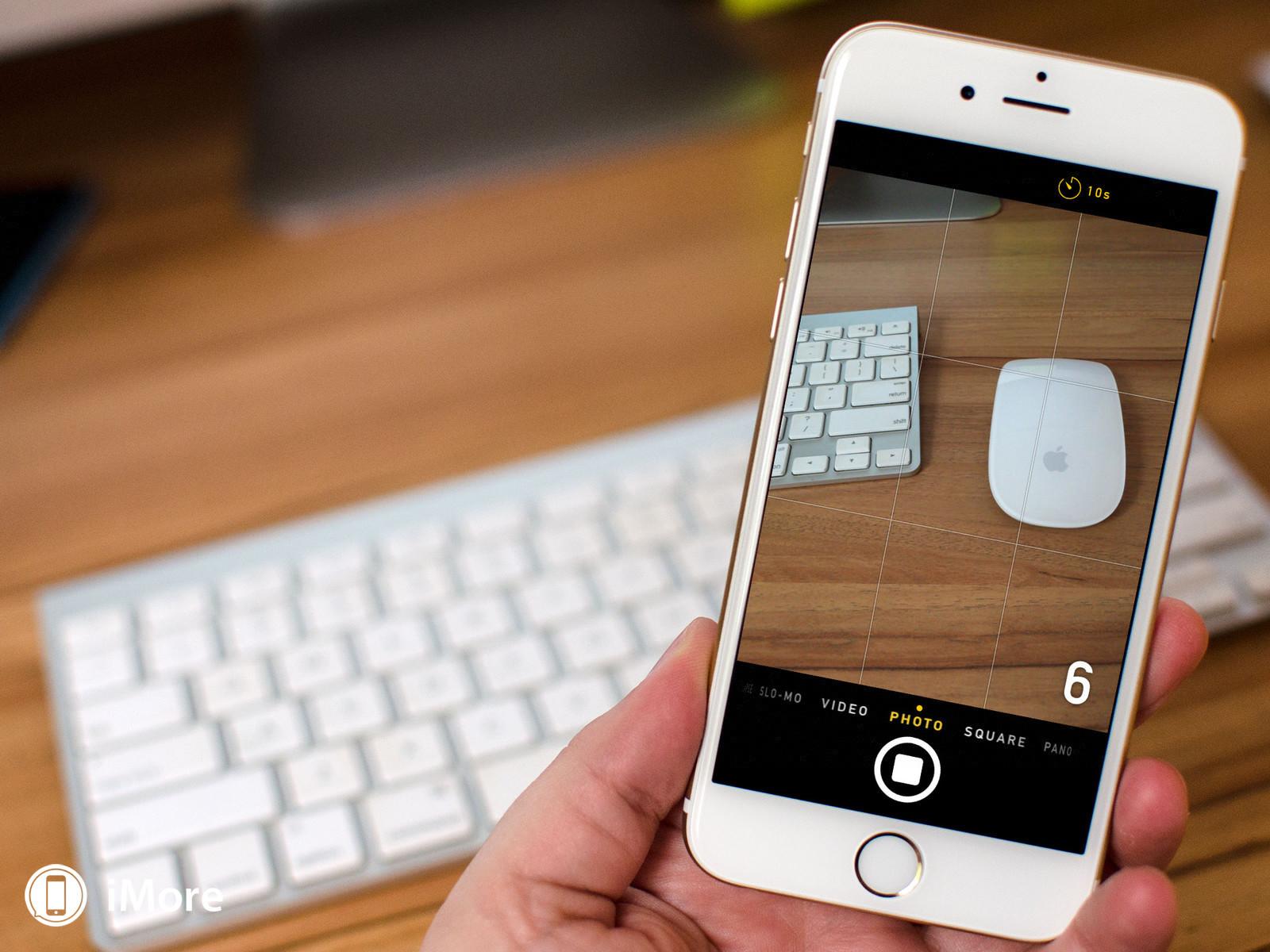 Как сделать классные фото с айфона