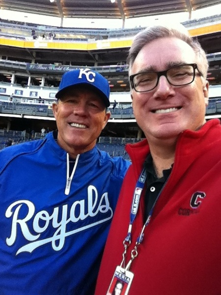 Privileged to see my 62nd World Series game and my 12th Series Deciding game. Always worth time, $ #CongratsNed