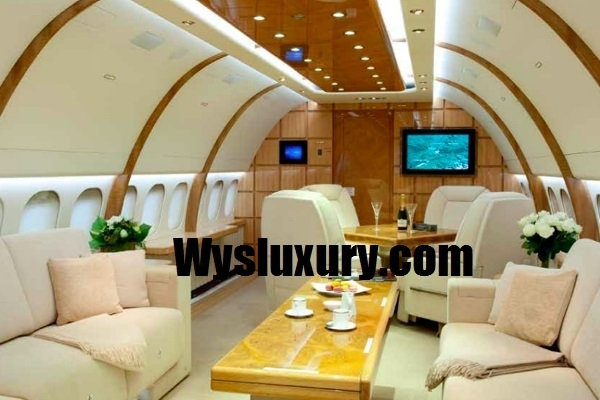 BOEING Aircraft 757-256 Interior Private Jet Air Charter Flight