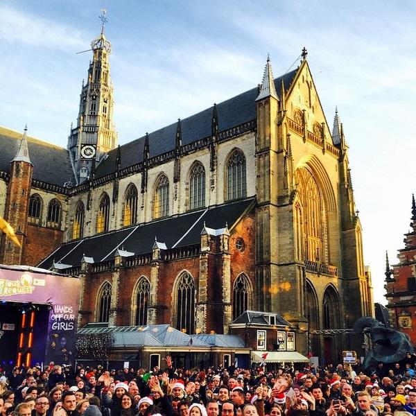 Haarlem, je bent een plaatje! #3FM #SR14