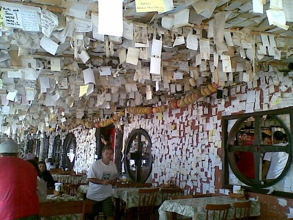 Arante Bar e Restaurante - Praia do Pântano do Sul/Florianópolis