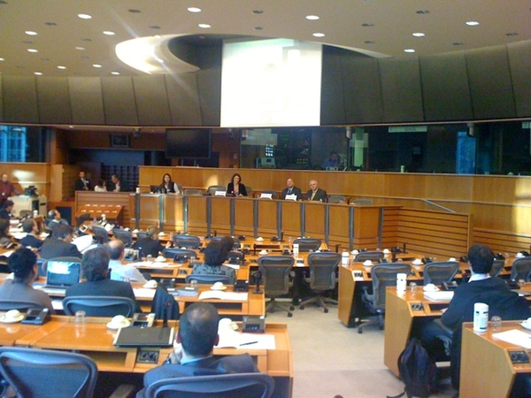 eParticipation Conference organised by Momentum in European Parliament in Brussels