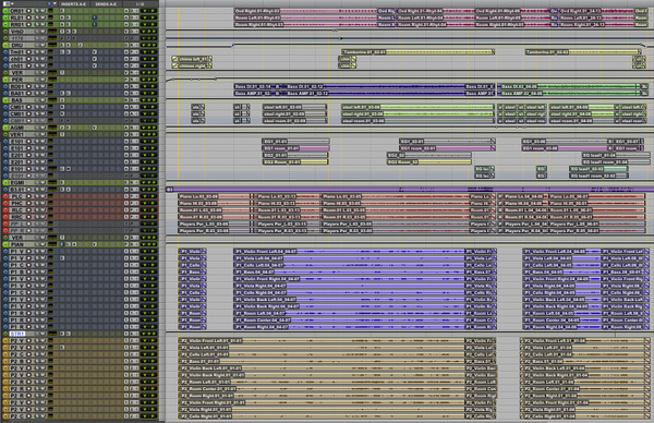 Mixing Project X #orchestral #pop