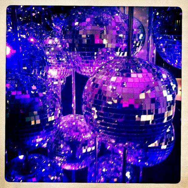 More disco balls