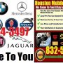 Foreign Car Auto Repair Houston Mobile Mechanic