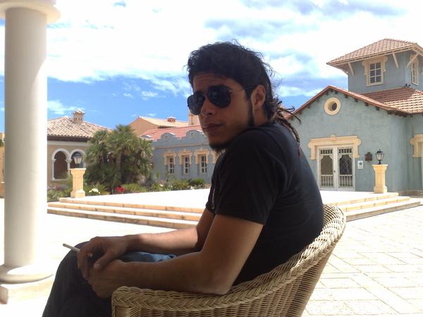 momento 'malviviendo en un hotel de 5 estrellas' con @davidsainz en #roadwebtv