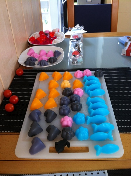 De zeepjes van @denisesenden zijn goed gelukt http://zeepkettingendenise.jouwweb.nl