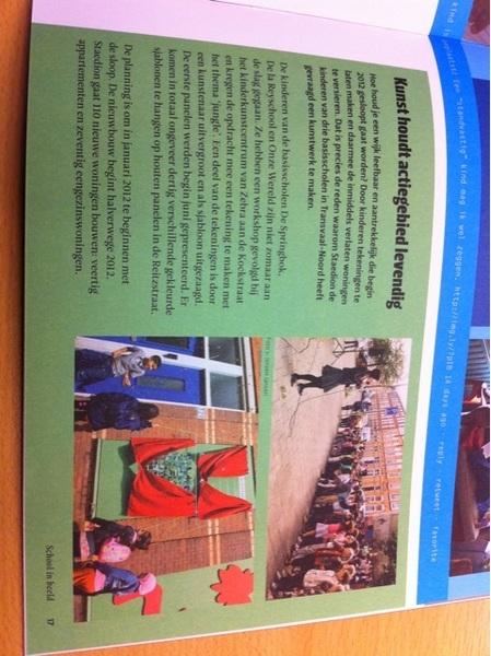 Publicatie: Transvaal Magazine, september 2011, nummer 3