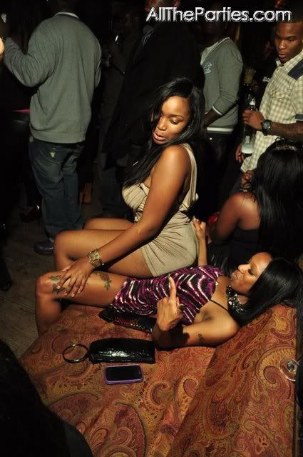 Ebony teen gone wild