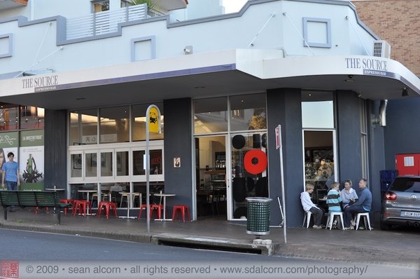 The Source Espresso Bar - best espresso in Mosman, fresh roasted on premises http://www.thesourceespresso.com/