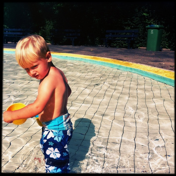 Fletcher of the day: pool