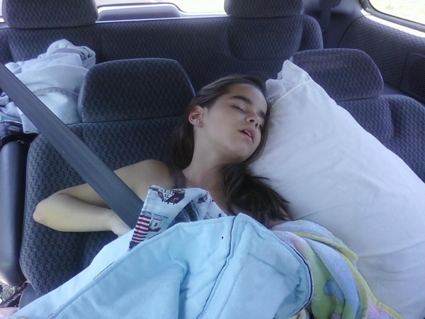 My sister after a Big Mac meal lmao