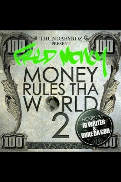 #Harlem #teamtoronto @FRED_MONEY Money Rules Tha World
