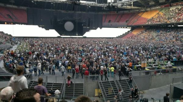 """We waren niet de enige! Roger Waters """"The Wall"""" Arena"""
