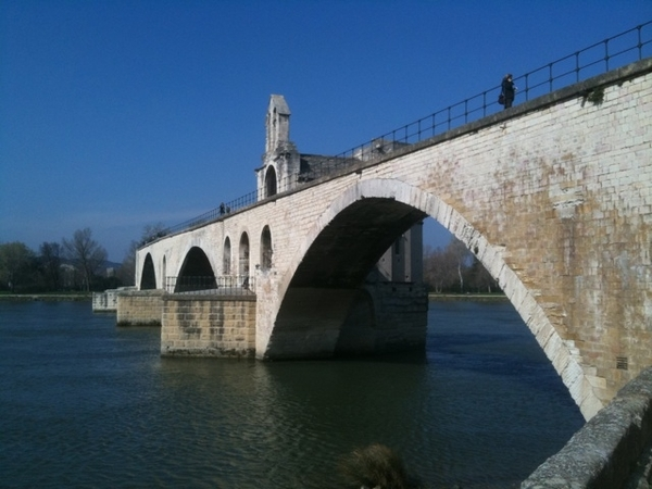 Rhone Part 6, Saturday: we drive from home base in Cairanne to a chateau and then to Pont-du-Gard...