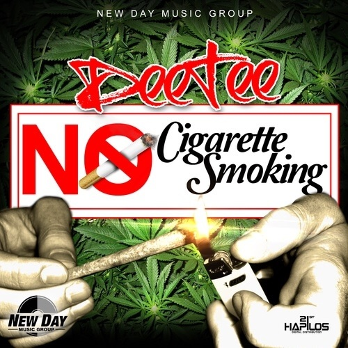 Deetee - No Cigarette Smoking - Single - https://t.co/34Q6uKth3M #iTunes @deetee3d @21sthapilos @JWONDER21