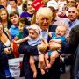 ICYMI from @DenverPost last night: Q: what do you call @RealDonaldTrump holding two babies? A: three babies  by KeithOlbermann
