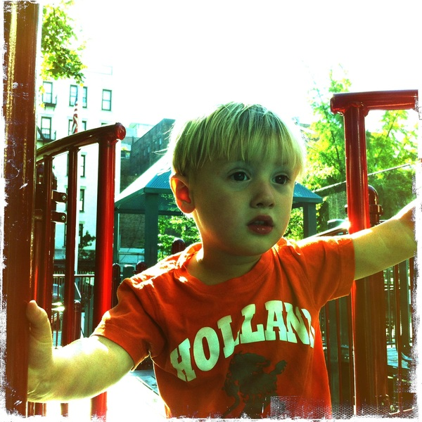 Fletcher of the day: Holland