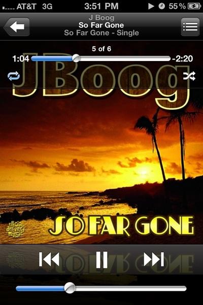 @KrystelAnnnn lol listening to J Boog playlist as we speak...