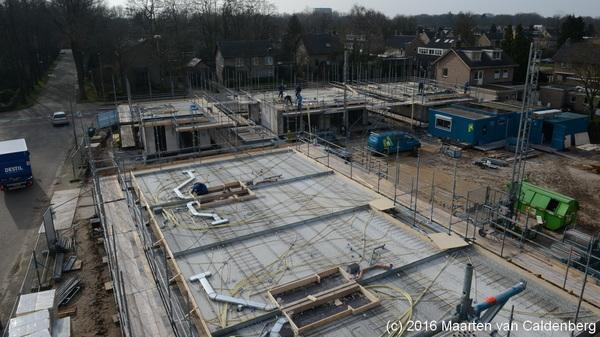 In @wijkmolenhoek #rosmalen is @bouwenisbeleven bezig met #nieuwbouw #woningen