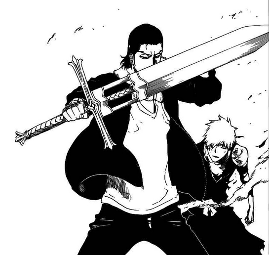 #Bleach ch445: Kubo has successfully kept me from figuring where the hell ANYBODY stands in this arc. #manga
