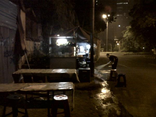 Warung ayam malaya & gohyong jalan lombok ujung
