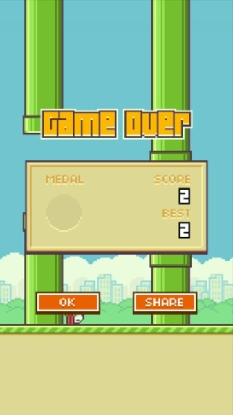 New personal record!! #flappybird