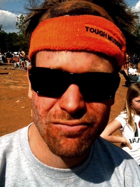 #ToughMudderBaby  13 miles later