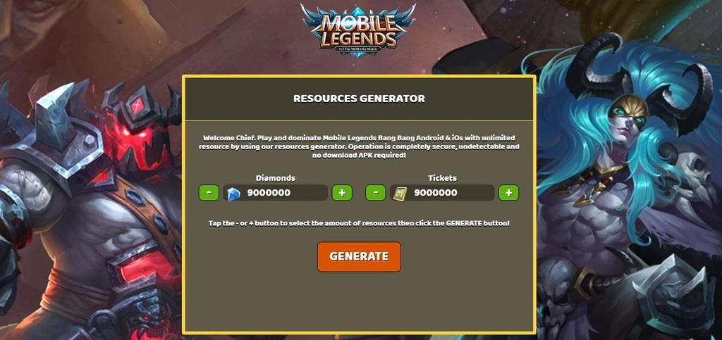 Cheat mobile legend diamond mod apk | √ Download Mod Mobile Legends