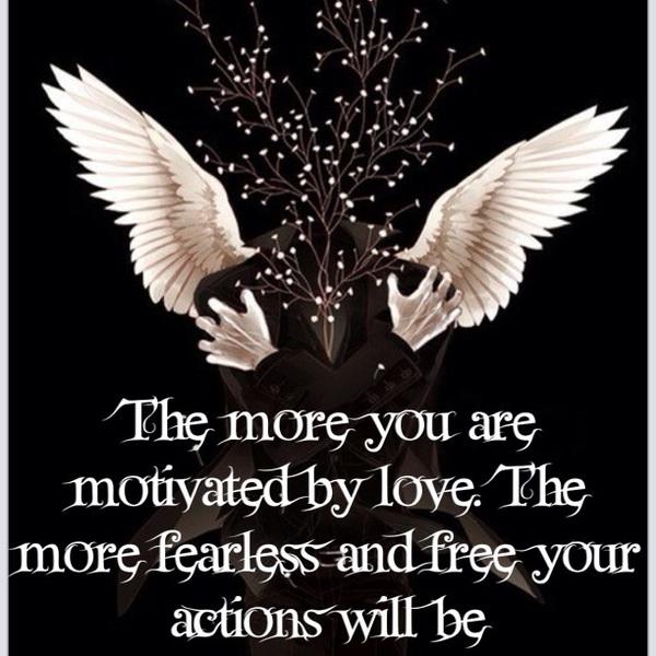 #love #fearless #freedom