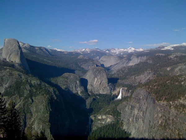 Glacier Point of view