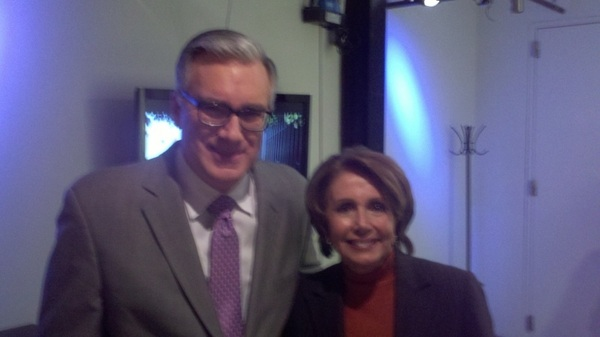 ShowPlug Last: our special guest tonight @NancyPelosi