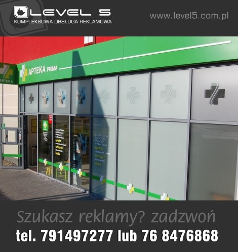 Reklama w Lubinie