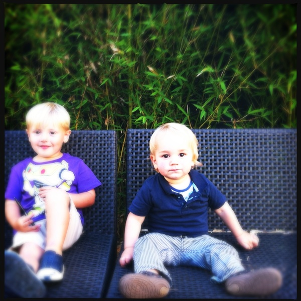 Fletcher of the day: Fletcher and Nels