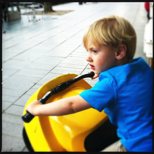 Fletcher of the day: motorcycle