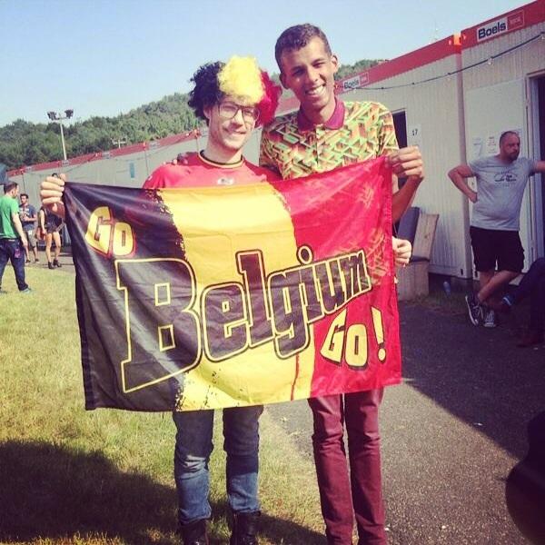 Go Belgium, Go @Stromae! #pp14