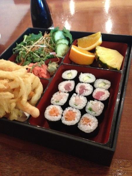 Sushi rolls!!