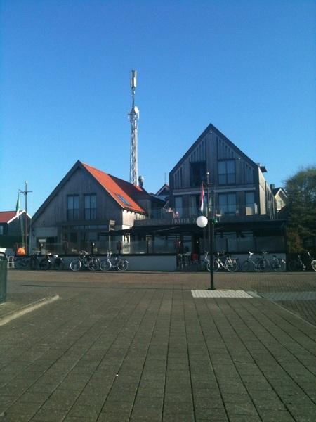 Hotel Zeezicht Vlieland #vlieland