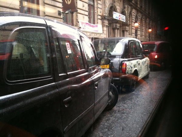 Get me a cab
