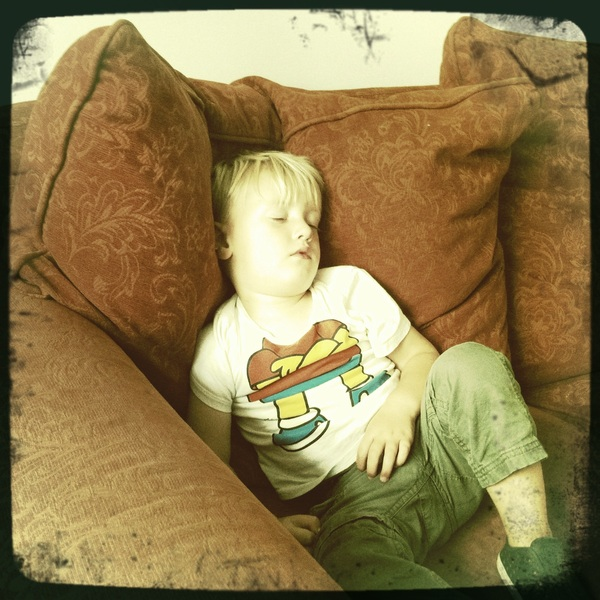 Fletcher of the day: tough day