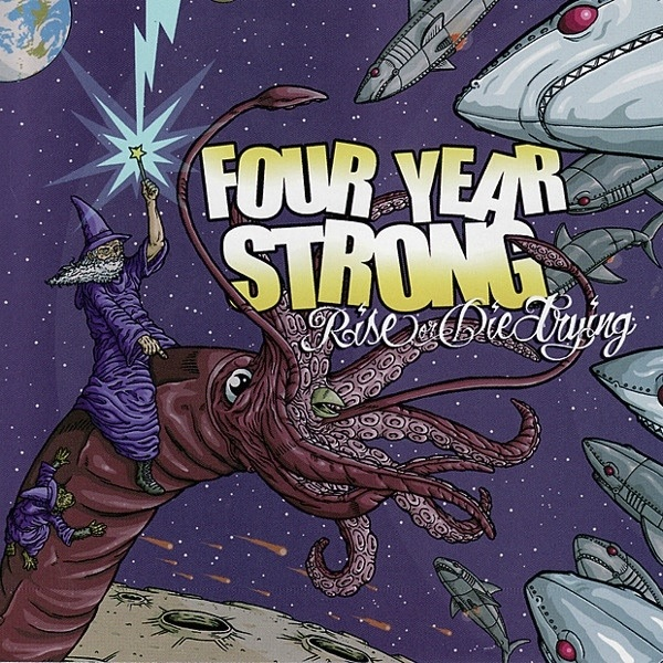 #nowplaying ♬ 'Bada Bing! Wit' A Pipe!' - Four Year Strong ♪