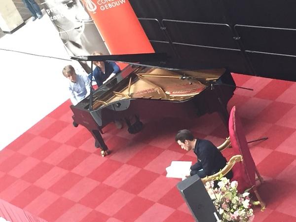 #Jussen broers #klassiekemuziek ism @Concertgebouw voor #emma150jaar #kindergeneeskunde @AMC_NL @SteunEmma