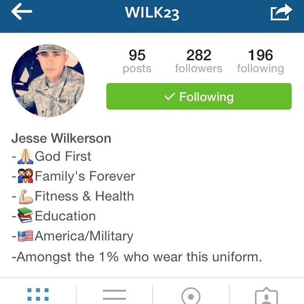 "WANT A SHOUTOUT? • Follow @wilk23 • Follow what the bio says! • Follow me! • Comment ""done"". I check, so don't lie!"