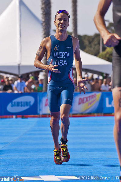 Watch for a strong performance from @usatriathlon @trimanny in the #Triathlon @London2012 !