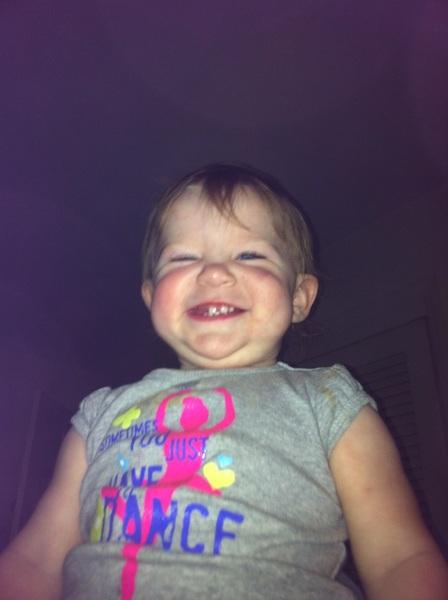 My niece ...my lil monkey butt ❤❤ love her to death #family #cute  #teamfollowback #pleasefollow  #summer  #funny