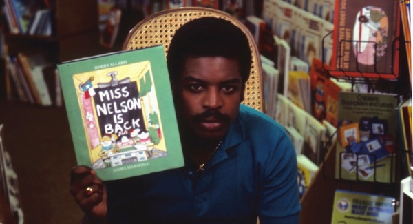 Not sure why I was so angry about her return... #TBT @readingrainbow